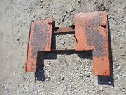Case Vac14 Vac 14 Tractor Foot Rest Platform Step And Throttle Pedal