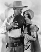 1928 Jack Holt And Nancy Carroll In The Water Hole Photo 187-c