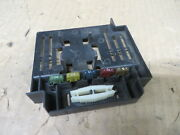 Lincoln 95 96 97 98 Dash Fuse Panel Cover W/ Fuse Puller Tool Oem F58b14a003cc
