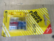 Buss Fuse Pack + Puller Tool Buss Brand At7 At-7 New Actual Photos Atc Fuses