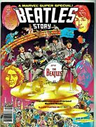Gr Marvel Comics Super Special 4 With The Beatles, 1978, 9.0 Or Better
