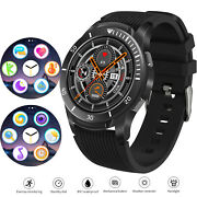 Bluetooth Smart Watch Heart Rate Oxygen Blood Pressure For Iphone 11 Galaxy S10