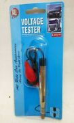 Voltage Tester Heavy Duty Copper Quality 6-24v Car Electrician Accessories