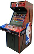 Nba Jam Arcade Machine By Midway1993 Excellent Condition Rare