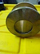 Underwater Bronze Through-hull Light Fixture Only 2 Id Tube 4 Od Flange