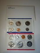 1981 U.s. Uncirculated Mint Set Key Issue 13 Coins Complete