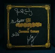 Jefferson Airplaneautographed The Worst Of Jefferson Airplane Album By 4coa