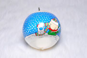 Vintage Collectible Ziggy Forget Me Not American Greetings Christmas Ornament
