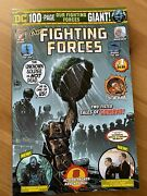 Our Fighting Forces 100 Page Giant Starring Batman Dc Comic 2020 Wal-mart Excl