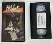 Days Of Judgment Vhs Sylvania 1992 Salem Witch Trials Of 1692 Horror Rare Oop