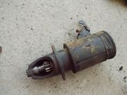 Farmall Super C Sc Tractor Working Starter Assembly