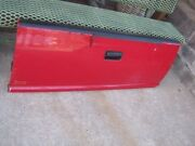 Used Unmarked Red Tailgate 1990and039s Isuzu Truck By Groves Iberia Missouri