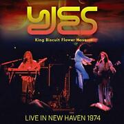 [cd] Yes King Biscuit Flower Hour Live In New Haven 1974 New From Japan