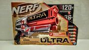 Nerf Ultra Two Motorized Blaster Fast-back Reloading Includes 6 Ultra Darts