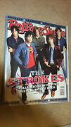 The Strokes Julian Casablancas Rolling Stone Magazine Mag Signed Autograph A