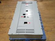 Siemens S4c60lx500ets Panelboard 600a Max 208y/120v 3ph 4 Wire Type S4 Can Ship