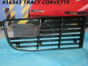 1975-1979 Corvette Gm 345488 Grille Front Parking Light Mounting Right New Nos