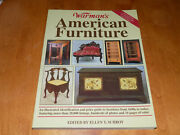 Warmanand039s American Furniture Antique Antiques Desks Chairs Tables Stools Book New