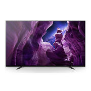 Sony Xbr-55a8h 55-inch Bravia Oled 4k Smart Tv With Hdr 2020 Model