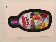 2016 Topps Wacky Packages Mlb Baseball Green Ludlow 24 Indians Summer Lotion