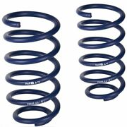 2x Handr Lowering Springs Front For Mb W207 E-class Coupé Cabriolet 25mm From
