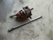 Farmall Ih 656 Hydro Rc Tractor Pto Power Take Off Assembly And Sump Screen Andshaft