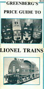 Greenberg's Price Guide To Lionel Trains-pre/post-war 1901-1983-revised 6447