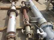 50 Sq. Ft. Shell And Tube Heat Exchanger 316lss Tubes