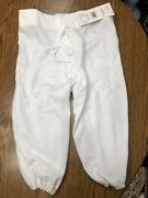 Adams Yfp-79 White Youth Football Practice Pants Lot Of 62