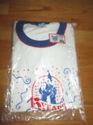 Rare 1986 Walt Disney Productions 15 Years Mickey Mouse Xl T-shirt Sealed