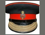 British Life Guards Forage Cap Without Badge Replica All Sizes Available