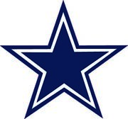 Dallas Cowboys Vinyl Decal / Sticker 10 Sizes Comes With Tracking