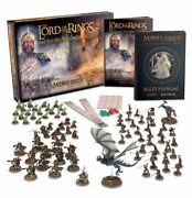 Lord Of The Rings Battle Of Pelennor Fields - Games Workshop - New 30-05