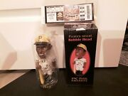 Roberto Clemente Pittsburgh Pirates Bobblehead W/game Day Tkt Pnc Park Exclusive