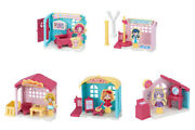 Only 1 Hugtto Precure 5pcs Shopping Mall Full Completed Doll House W/tracking