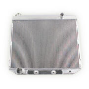 Fit 1957-1959 Ford Fairlane/ Ranchero/ Skyliner/victoria V8 Aluminum Radiator