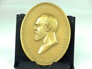 1881 James A. Garfield Indian Peace Medal