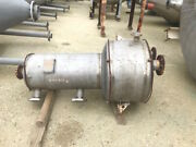 100 Gallon 316 Stainless Steel Tank, Vertical, Atm @ 150 F