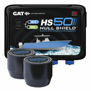 Hull Shield Hs50 Ultrasonic Anti-fouling For Boats - Marine Electronic Device