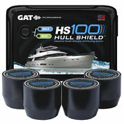 Hull Shield Hs100 Ultrasonic Anti-fouling For Boats - Marine Electronic Device