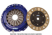 Spec Stage 2+ Clutch For 2000-2006 Volkswagen Bora 1.9l 6sp Arl And Asz Sa493h-3