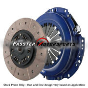 Spec Stage 3+ Single Disc Clutch Kit For 09-14 Acura Tl J35 Sa403f-7