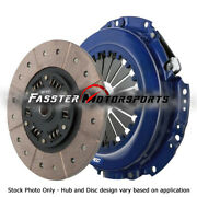 Spec Stage 3+ Clutch For 1984-1987 Toyota Corolla 1600 4alc Fwd St063f