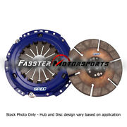 Spec Stage 5 Clutch For 1985-1987 Toyota Pick-up 2.4l Turbo To May 1987 St185
