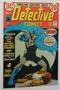 Detective Comics 431 - Batman - Kaluta Cover - Dc 1973 Nm Vintage Comic