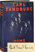 Carl Sandburg Home Front Memo Signed First Edition 1943 124898