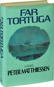 Peter Matthiessen Far Tortuga First Edition Inscribed To Film Signed 134004