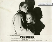Alfred Hitchcock Psycho Collection Of 5 Lobby Cards From The 1960 Film 143144