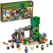 [new]lego Minecraft Giant Creeper Statue Mine 21155 From Japan