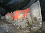 1950-1962 Chevrolet Gm Two Speed Powerglide Cast Iron Automatic Transmission